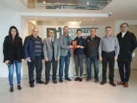 Fırat Havzası Gazeteciler Cemiyeti'nden Macaristan'a ziyaret