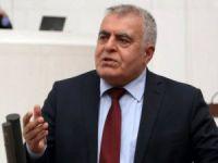 HDP'li Müslüm Doğan'dan Dersim ismi için kanun teklifi