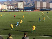 62 Pertekspor maçtan galip ayrıldı