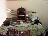 Tunceli'de el sanatları sergisi
