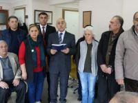 CHP Merkez İlçe Başkanı Yoluk'tan açıklama