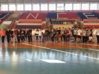 Badminton'da gençler birinciliği