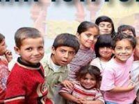 Dersimspor Taraftar Grubu çocuk parkı kuruyor