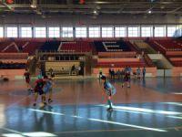 Futsal Yıldızlar İl Birinciliği müsabakaları