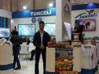 Tunceli'nin değerleri EMİTT fuarında sergilendi