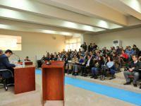 """""""Güvenli Okul Projesi"""" toplantısı yapıldı"""