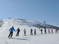Çocuklar Ovacık Kayak Merkezi ile yeteneklerini keşfetti