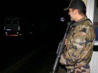 Tunceli'de özel harekata taciz