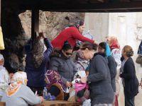 Gole Çetu'ya 'Kara Çarşamba' akını