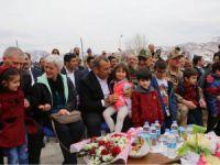 Hakim Onur Alan'ın ismi Ovacık'ta yaşayacak