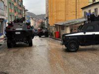 Tunceli'de operasyon: 5 gözaltı