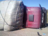 Pülümür'de kaza: 2 yaralı