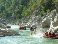 Rafting'te birincilik