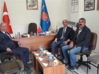 İl Müdürü Bildirici'den Muharip Gaziler Derneği'ne Ziyaret