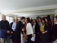 Saniye Barut, CHP'den aday adaylığını açıkladı VİDEO HABER
