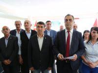 Ali Mustafa  Çelik, aday adaylığını açıkladı