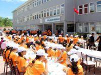 300 Öğrenci SODES pikniğinde buluştu