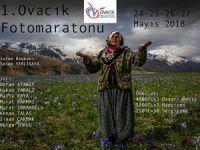 """""""Ovacık Foto Maratonu"""" yarışması başladı"""