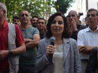 HDP, Dersim'de seçim irtibat bürosunu açtı