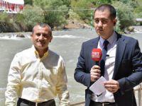 Vali Sonel, TRT Haber'in canlı yayın konuğu oldu