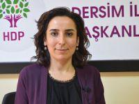 Milletvekili adayı Yeşil: Dersim asla teslim olmadı