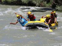 Munzur, dünya rafting parkuru haline geldi