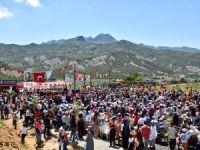 Tunceli'de, yıl sonu çocuk şenliği