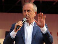 Muharrem İnce, Tunceli'de mitinge katılacak