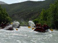 Munzur, uluslararası rafting parkuru ilan edildi