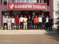 Milletvekili Erol, maaşının yarısını Elazığspor'a bağışlıyor