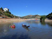 Raftingci kızlar dünya şampiyonası'na hazırlanıyor