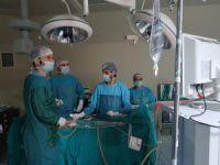 Tunceli'de ilk kez kapalı myom alma ameliyatı gerçekleştirildi