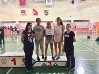Badminton Türkiye Şampiyonasında başarı
