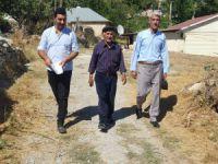 Bildirici'den Darıkent köyüne ziyaret