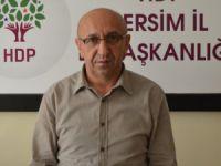 HDP'li Önlü'den yangınlar için soru önergesi