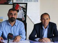Tarım Orkam-Sen'den Dersim'deki orman yangınlarına ilişkin açıklama