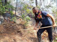Orman yangınları endişelendiriyor