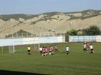 62 Pertekspor, Karlıova Yıldırımspor'u 4-1 yendi