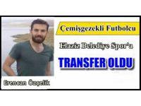Çemişgezekli sporcu Elaziz Belediyespora transfer oldu