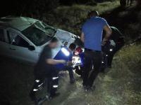 Mazgirt'te kaza: 1 ölü