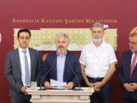 HDP Milletvekili Çepni'den orman yangını açıklaması