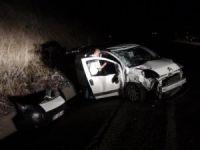 Dersim'de kaza: 7 yaralı