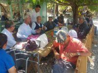 Yaşlılardan Pir Ali ziyareti