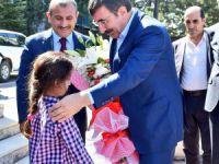 Cevdet Yılmaz: Tunceli artık ihracatçı bir il