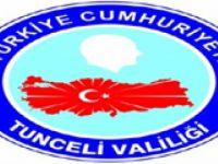 Tunceli'den Deprem Bölgesine Yardım