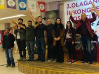 HDP Dersim İl Eşbaşkanlığına Hıdır Çiçek ve Özlem Toprak seçildi
