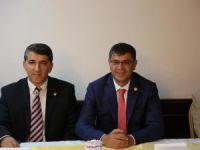 CHP İl Başkanı, adaylık için istifa etti