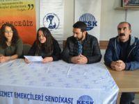 """SES'ten """"Sağlıkta Şiddet Yasası"""" açıklaması"""