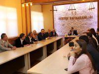 """Pertek'te """"Turizmi Geliştirme Planı"""""""