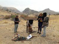 10 avcıya 9 bin lira ceza kesildi